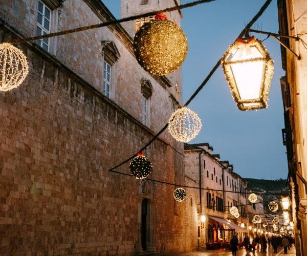 Dubrovnik at Christmas
