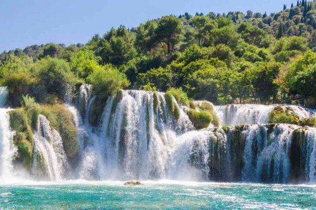 Waterfalls, Krka National Park