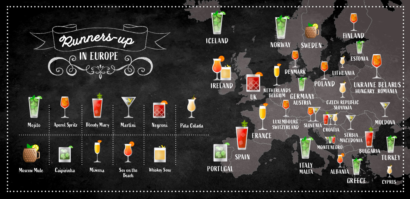 Cocktail-map-Europe