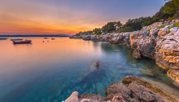 Dalmatia coast scenery, generic