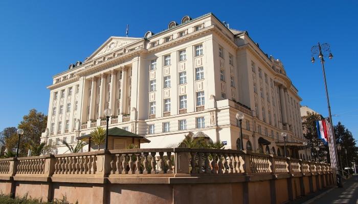 Esplanade Hotel, Zagreb