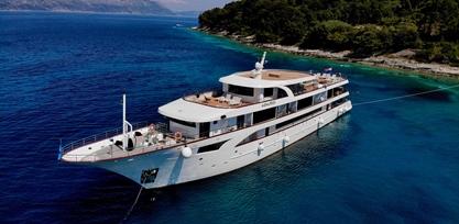 Croatia deluxe balcony ships