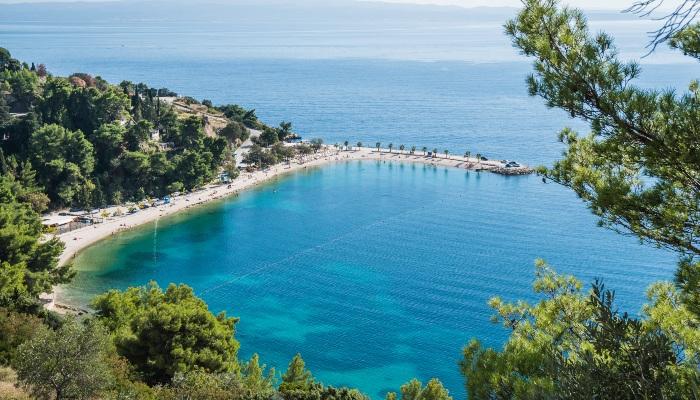 Kasjuni Beach, near Split
