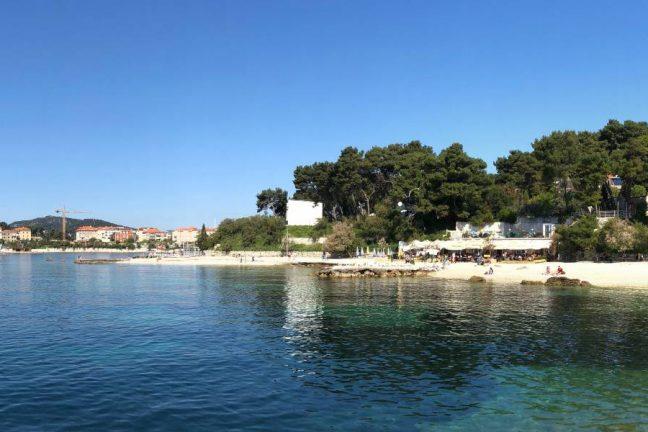 Ovcice Beach, Split
