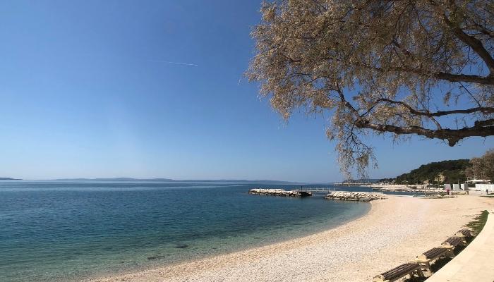 Trstenik Beach, Split